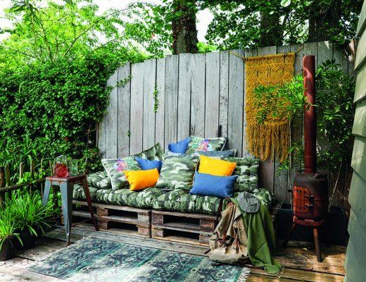 Inspiratie voor een sfeervolle tuin in de zomer