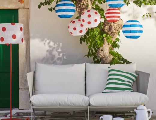 Kom in de zomerse sferen met de IKEA Sommar collectie