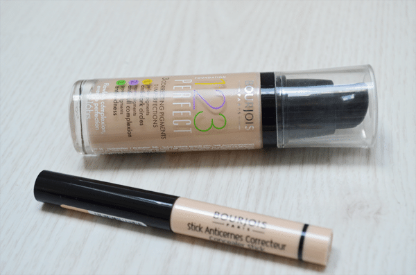 123 Perfect Foundation en Concealer