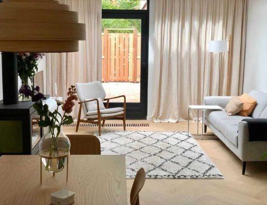 Scandinavisch design woonkamer inspiratie