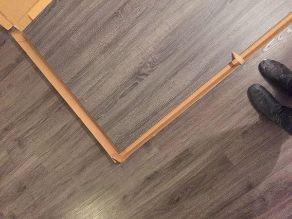 Plog #7 – vloer leggen
