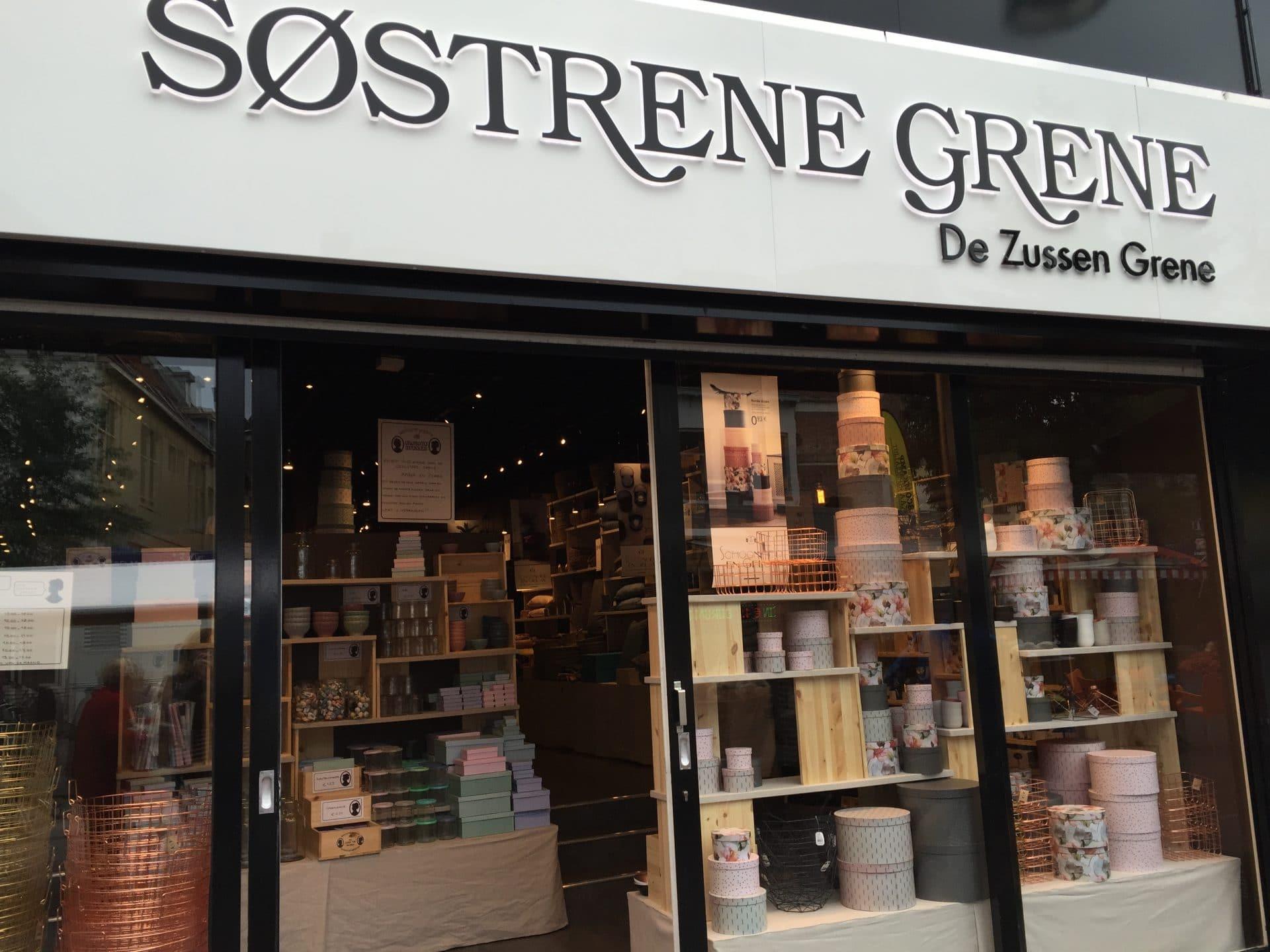 Tip: Søstrene Grene Zwolle