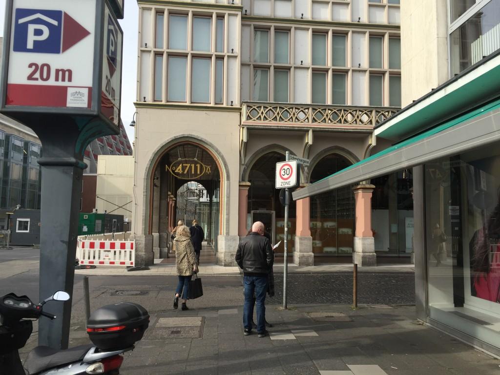 Plogweek #2 – Dagje Keulen met 4711