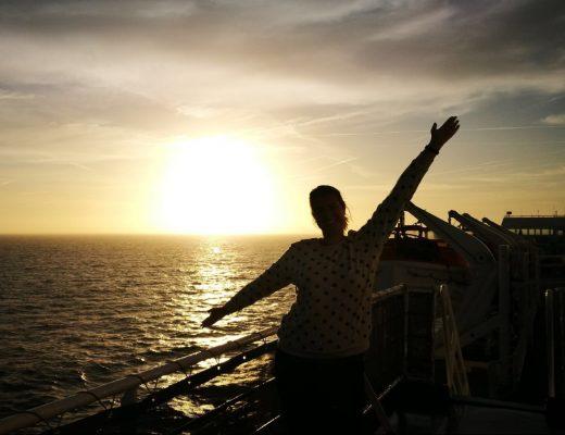 Ervaring met de DFDS naar Newcastle
