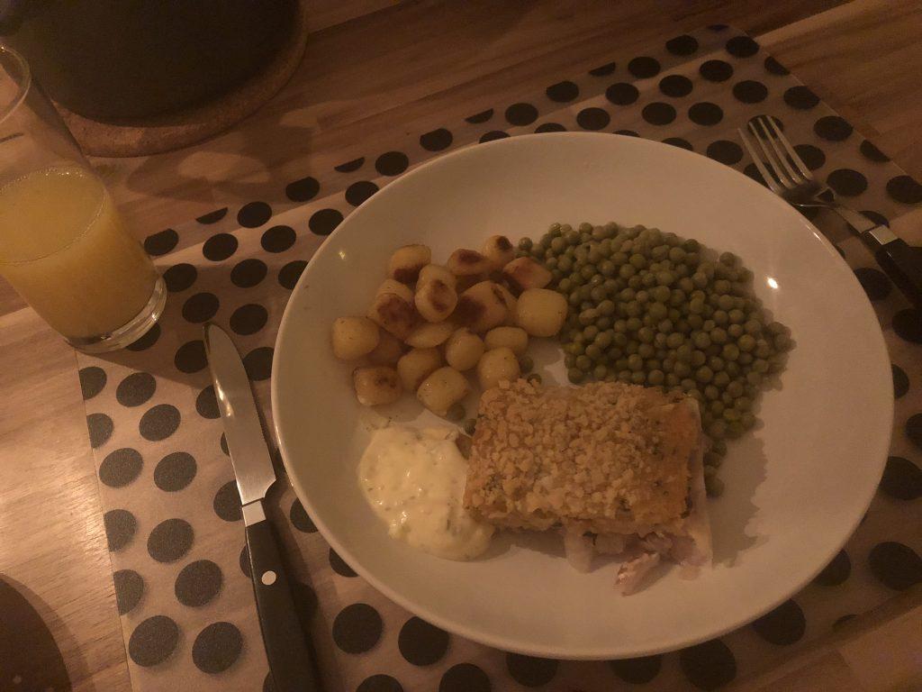 Mijn eetdagboek van een werkweek