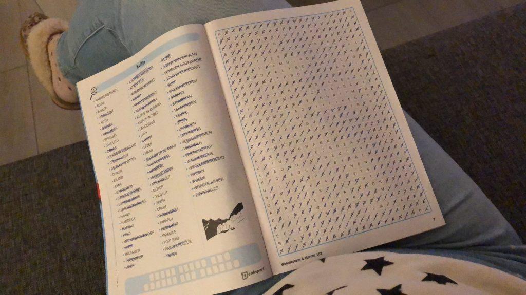 Lief dagboek en lezeressen week 11 – 2018