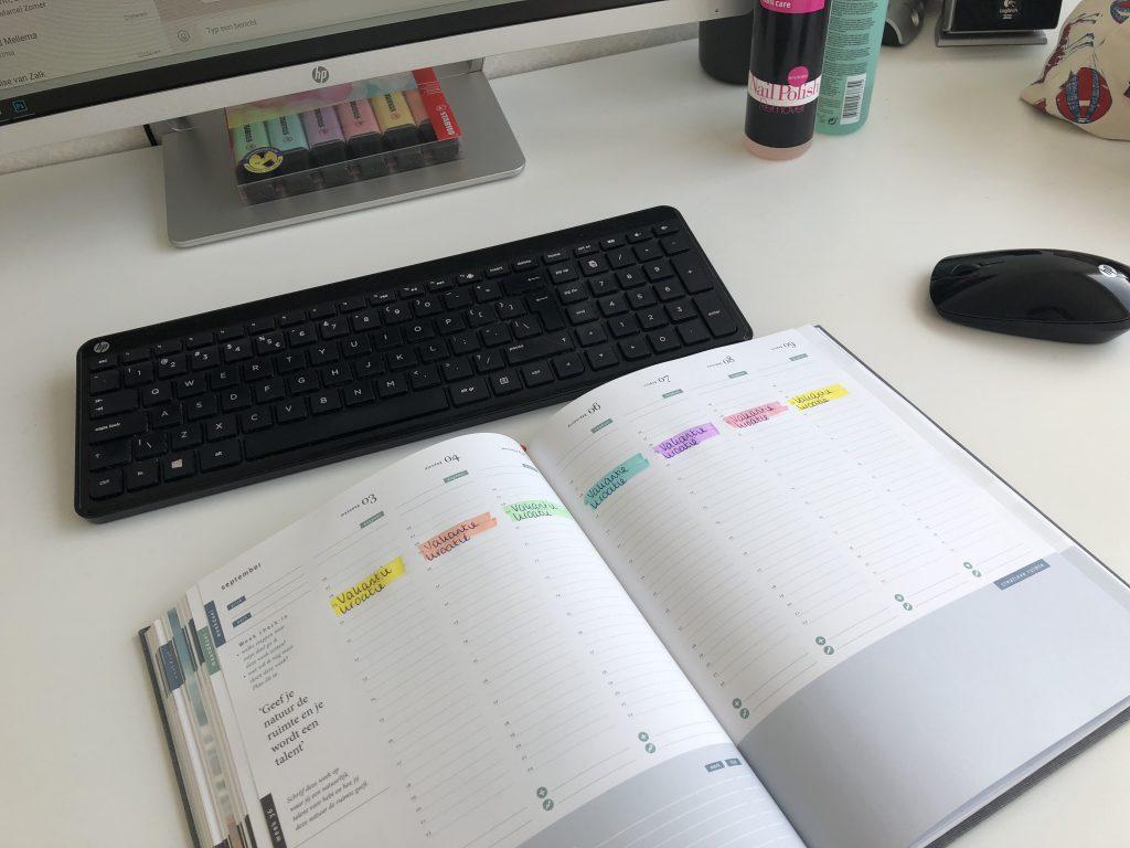 Lief dagboek en lezeressen week 16 – 2018