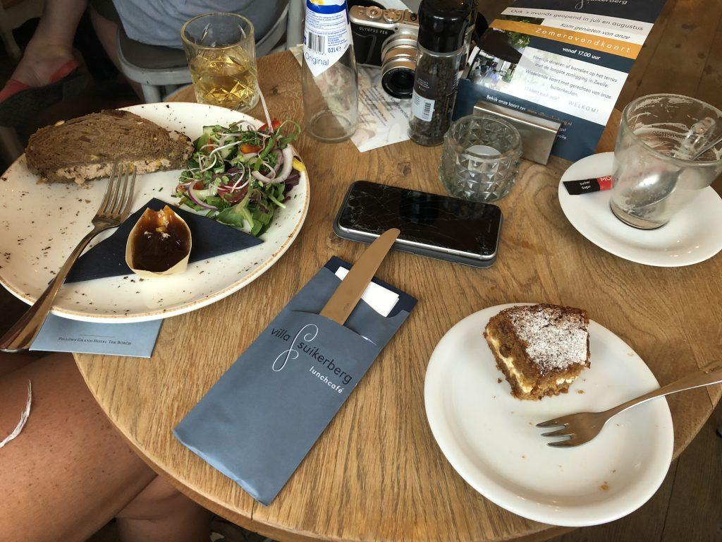 Lief dagboek en lezeressen week 32 – 2018