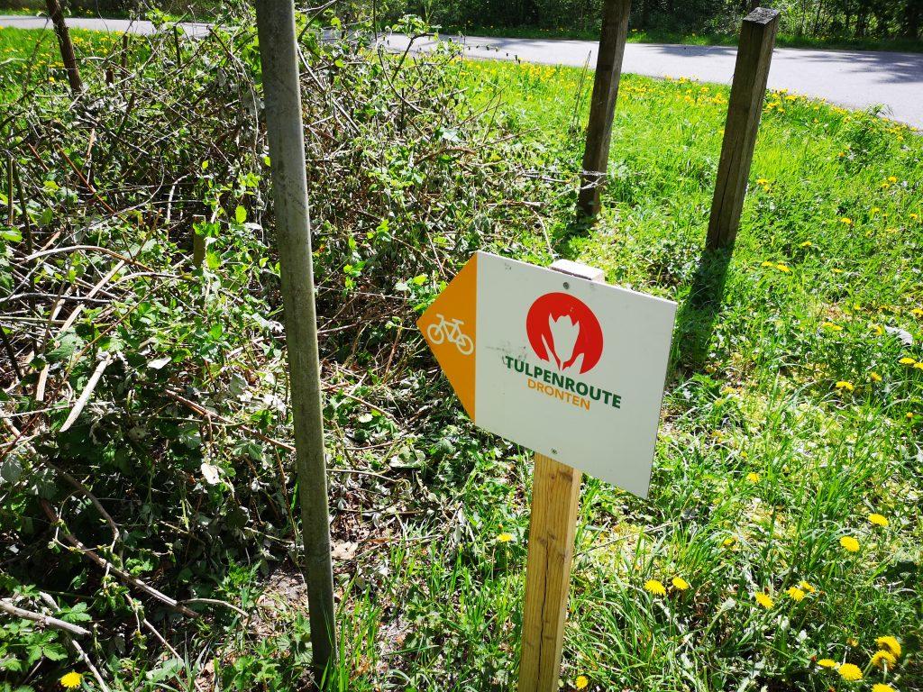 Tip: Tulpenroute door de polder