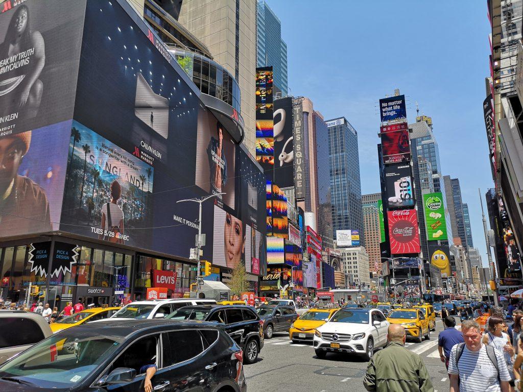 Vakantie in New York fotoverslag