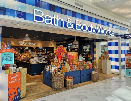 Bath & Body Works nu ook in Nederland te koop
