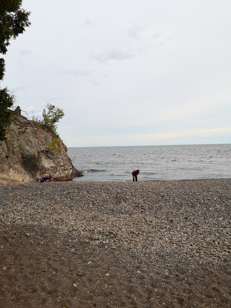 De natuur ontdekken in de staat Minnesota, Amerika
