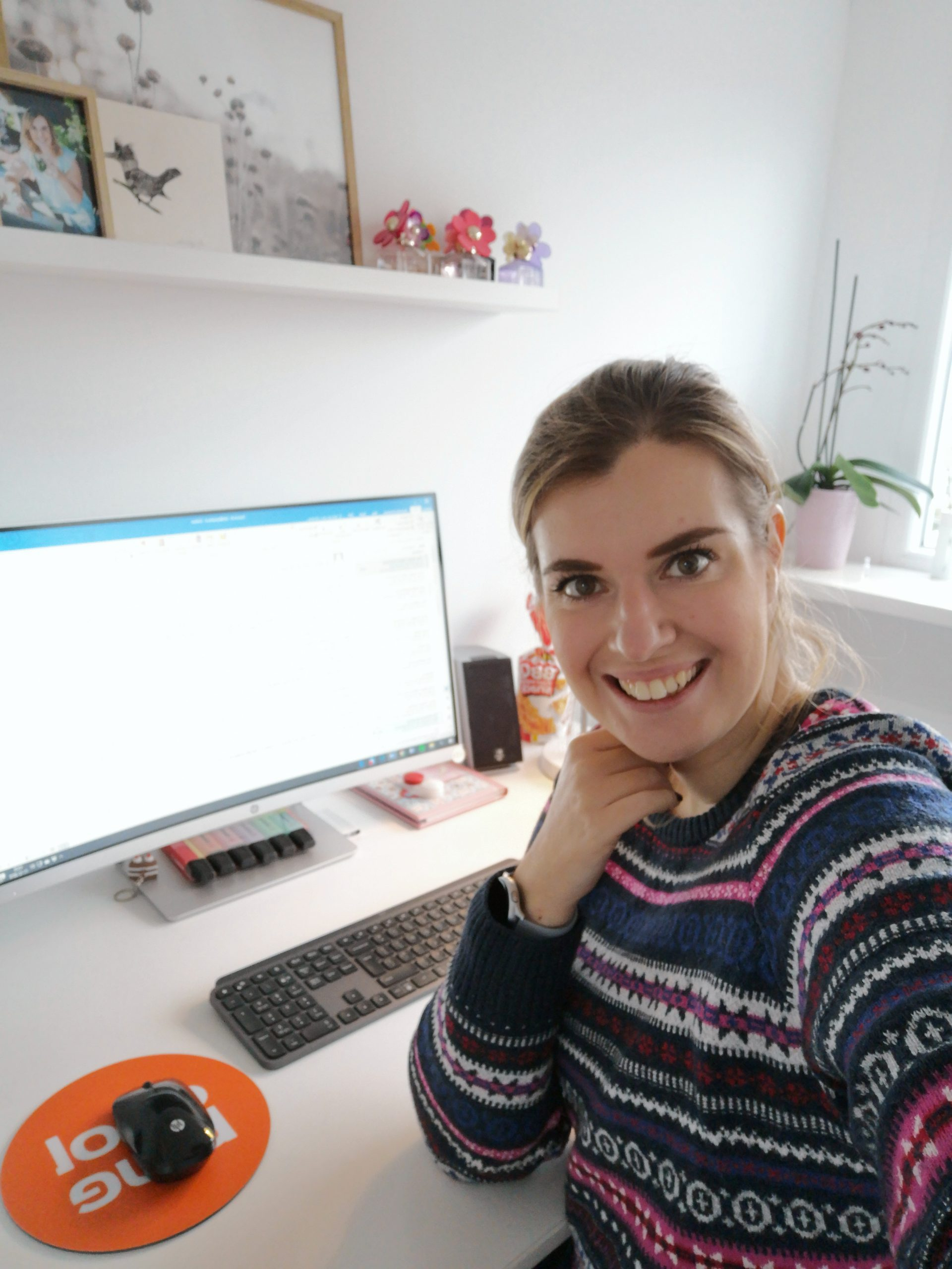 Bloggen naast mijn baan, hoe gaat dat?