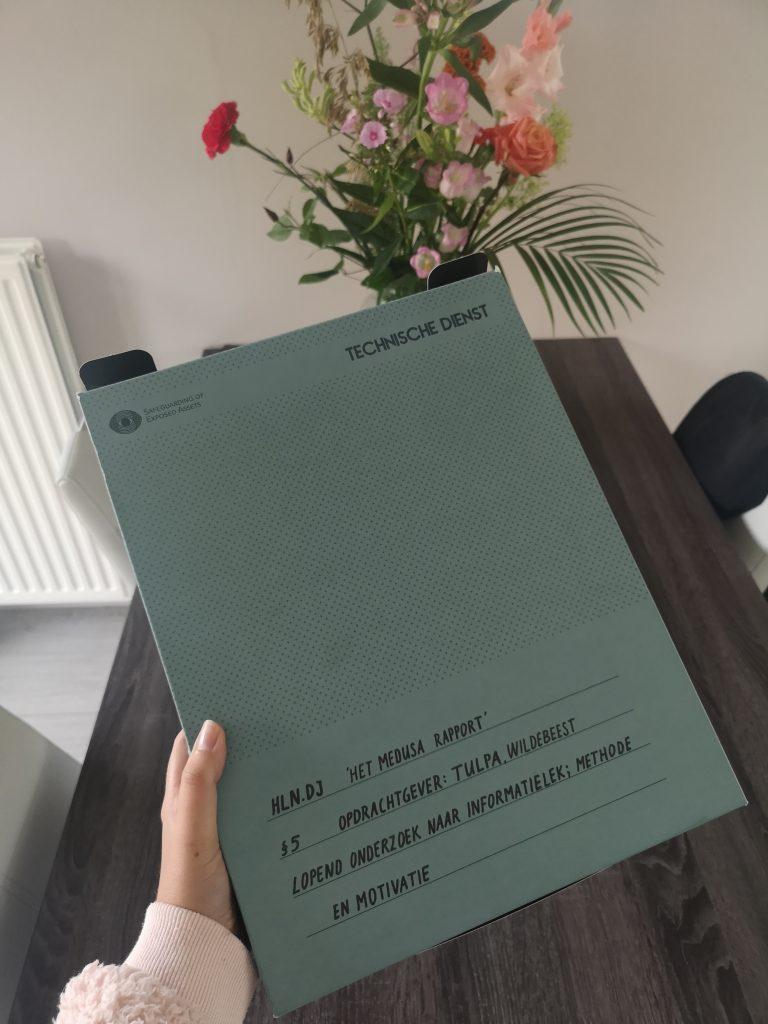 Lief dagboek en lezeressen week 23 – 2020