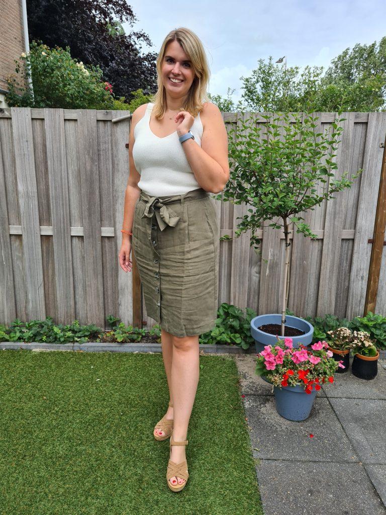 Luchtige outfits voor in de zomer (naar je werk)