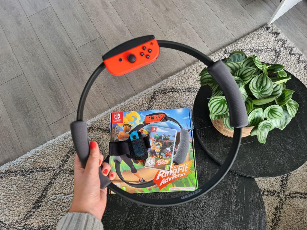 Review: RingFit Adventure Nintendo Switch