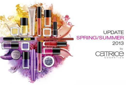 Nieuwe Catrice producten lente 2013