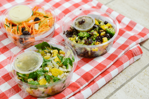 Albert Heijn To Go salades voor het najaar