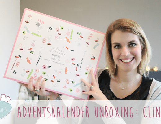 Adventskalender unboxing week #6: Clinique