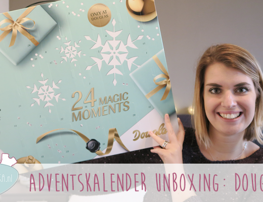 Adventskalender unboxing week #5: Douglas