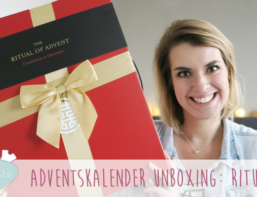 Adventskalender unboxing week #2: Rituals