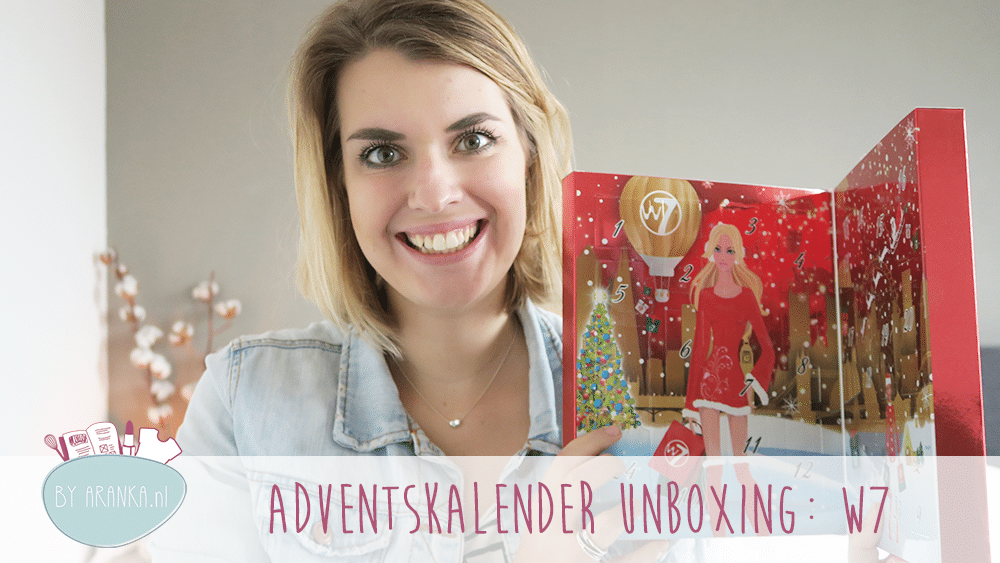 Adventskalender unboxing week #3: The Body Shop