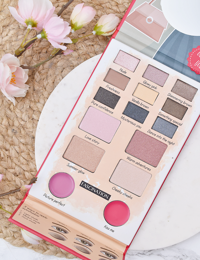 Action Fascination Make-Up Palette