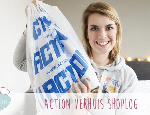 Action Verhuis Shoplog