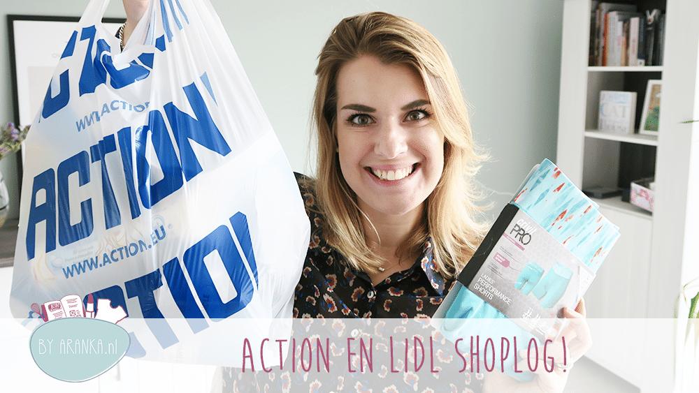 Action en Lidl shoplog