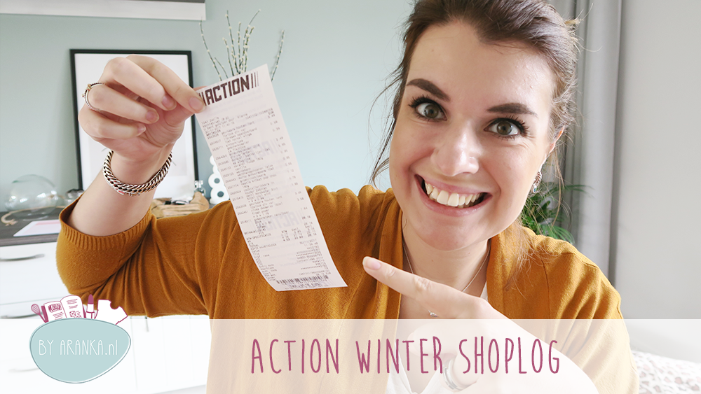 Action Winter Shoplog