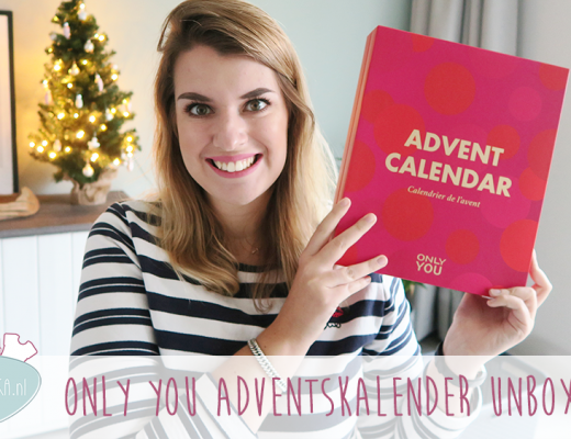 Adventskalender unboxing week #4: Only You (ICI Paris XL)