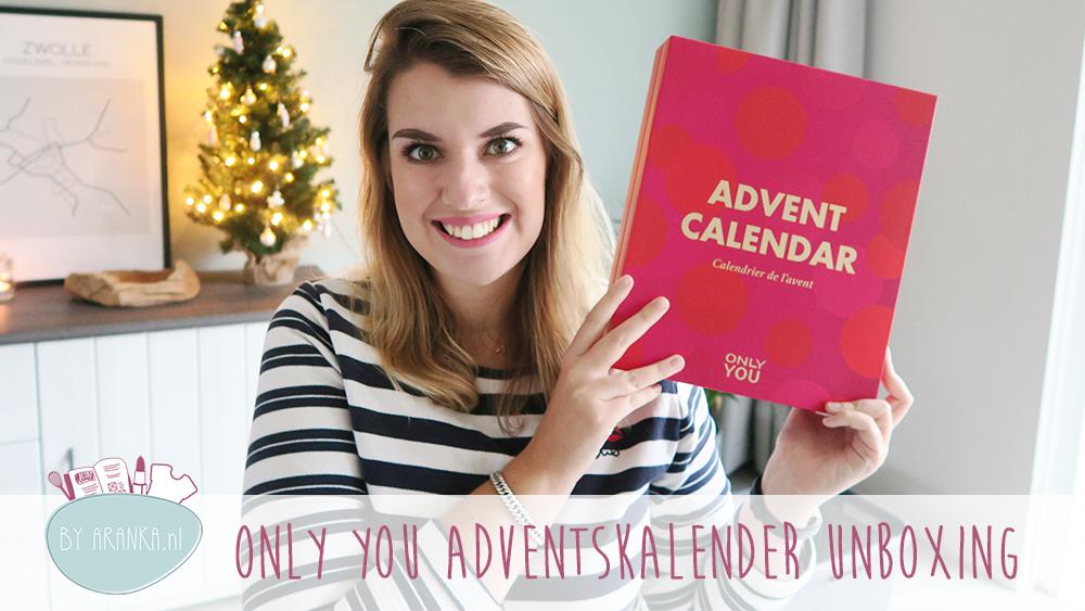 Adventskalender unboxing week #4: Only You (ICI Paris XL)