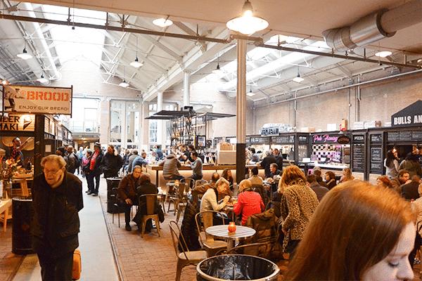 Hotspot: Amsterdam Foodhallen