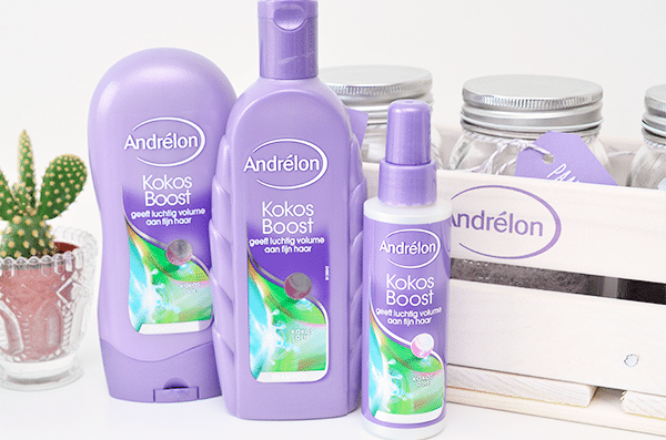 Andrélon Kokos Boost3