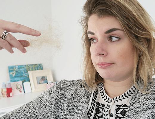 De oplossing voor haaruitval door haarbreuk