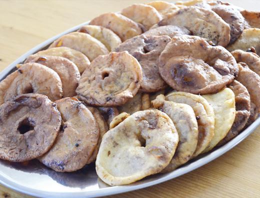 Recept: Appelbeignets