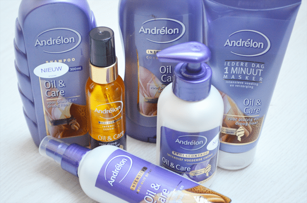 Andrèlon Oil & Care met arganolie