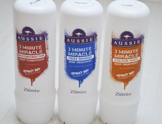 Aussie 3 Minute Miracle Treatments