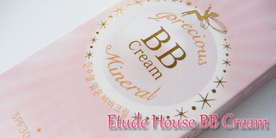 Etude House Precious Mineral BB Cream