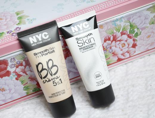 NYC Smooth Skin Perfection Primer & Smooth Skin BB Cream