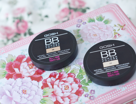 Gosh BB Powder All In One