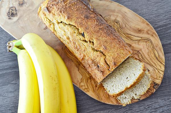 Gezond recept: Bananenbrood