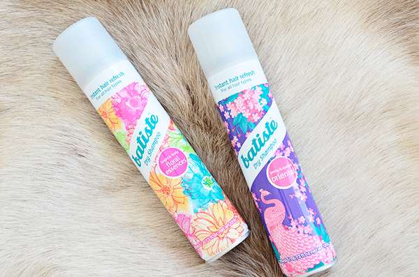 Batiste Droogshampoo Limited Editions
