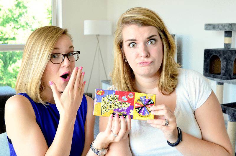 Bean Boozled Challenge met Elise!