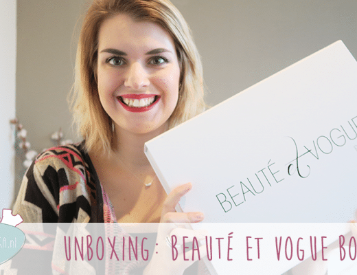 Unboxing: Beauté et Vouge Winter Box