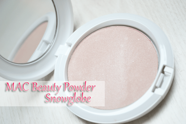 MAC Beauty Powder Snowglobe