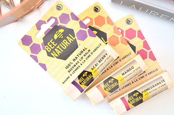 Bee Natural Lip Balm