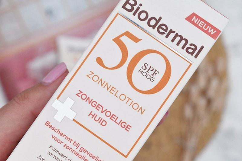 Biodermal Zonnelotion Zongevoelige Huid1