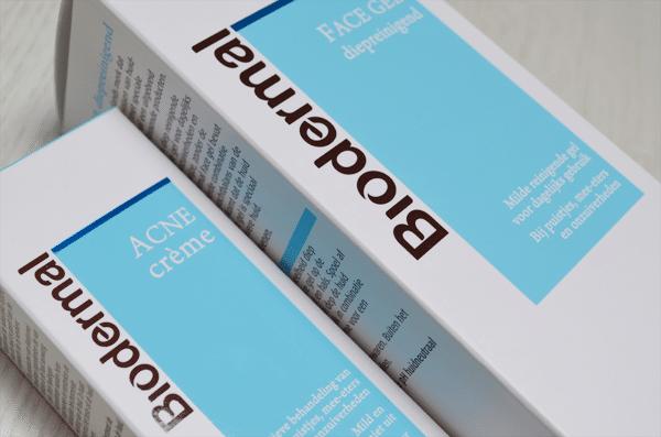 Biodermal Acne huidverzorging