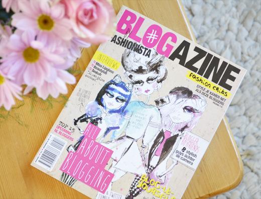 Blogazine! Het tijdschrift met alleen maar bloggers!